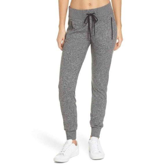Zella Pants - ZELLA Taryn Ultrasoft Recycled Jogger Pants Gray